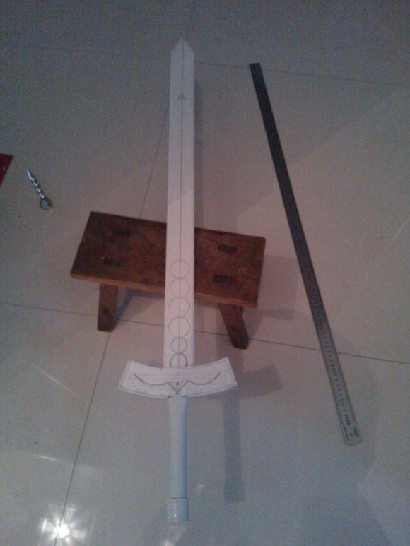 黑化的誓约胜利之剑