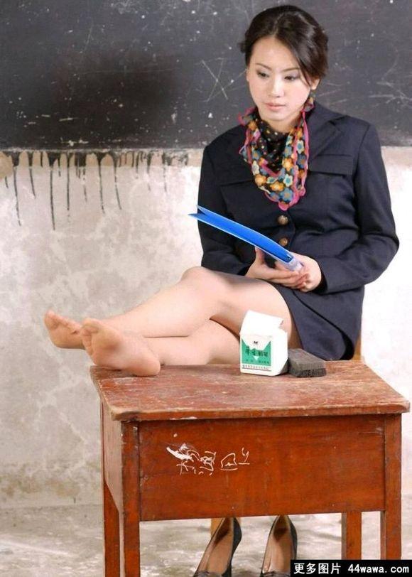 我的美女老师 重庆工商大学吧