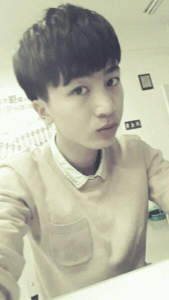 男生头发普通的刘海,想换个发型,初中生,不能换的太时尚,能换什么样的图片