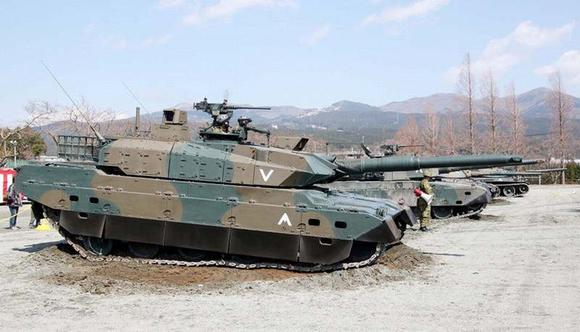 日本十式坦克