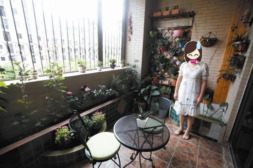 居室装修效果图——阳台图片