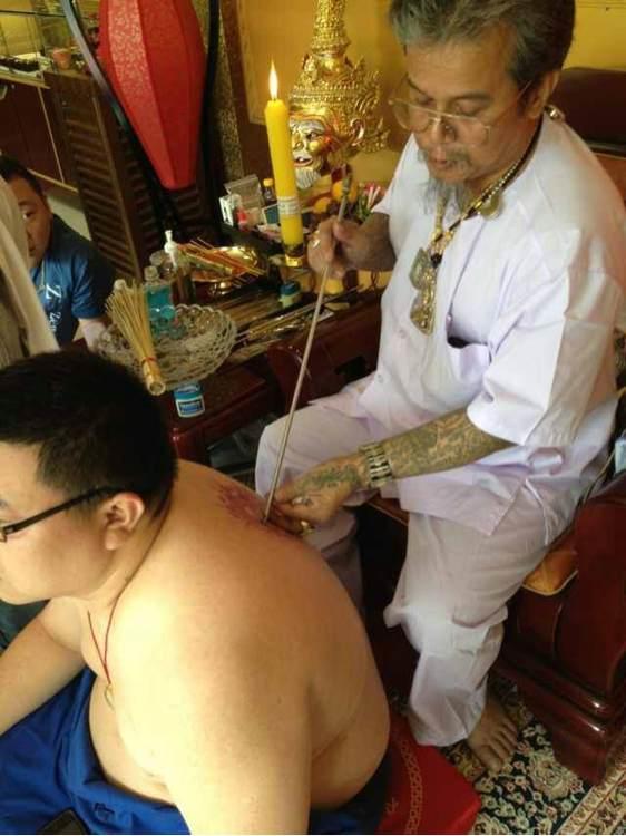 刺符名师 阿赞prayut 刺符吧 百度贴吧 高清图片