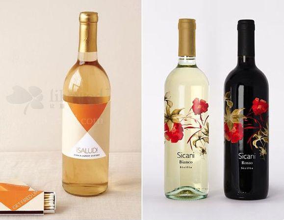 【转帖】25个创意自制美酒标签图片