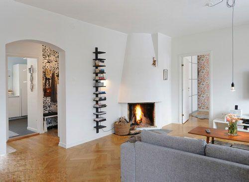 幻想主义 北欧风格客厅五大样板图片