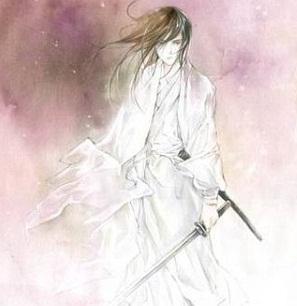 古风男装手绘古风女扮男装古风武侠剑客头像古风武侠图片