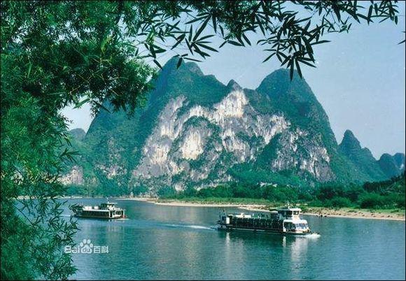 中国十大名胜古迹 之 桂林山水(2)图片