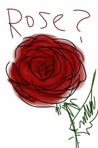 玫瑰 画法大全 素描玫瑰画法过程图 红酒瓶素描画法图片