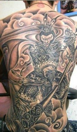 求斗战胜佛纹身图_纹身吧图片