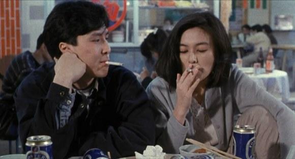 港影:吸烟的女人 香港电影吧