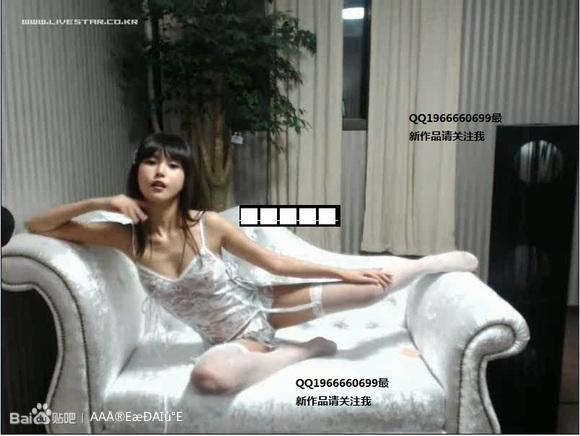韩国性感美女直播夏娃