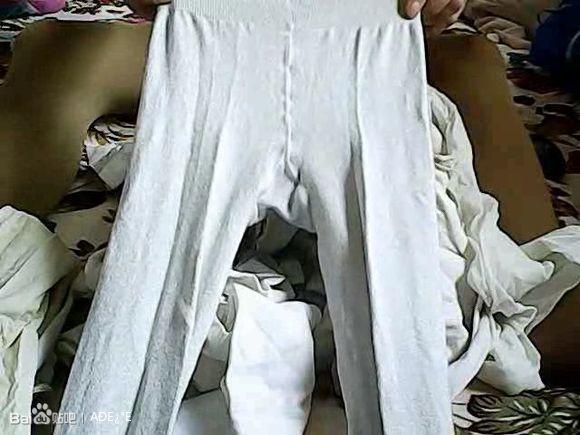 男士加厚裤袜