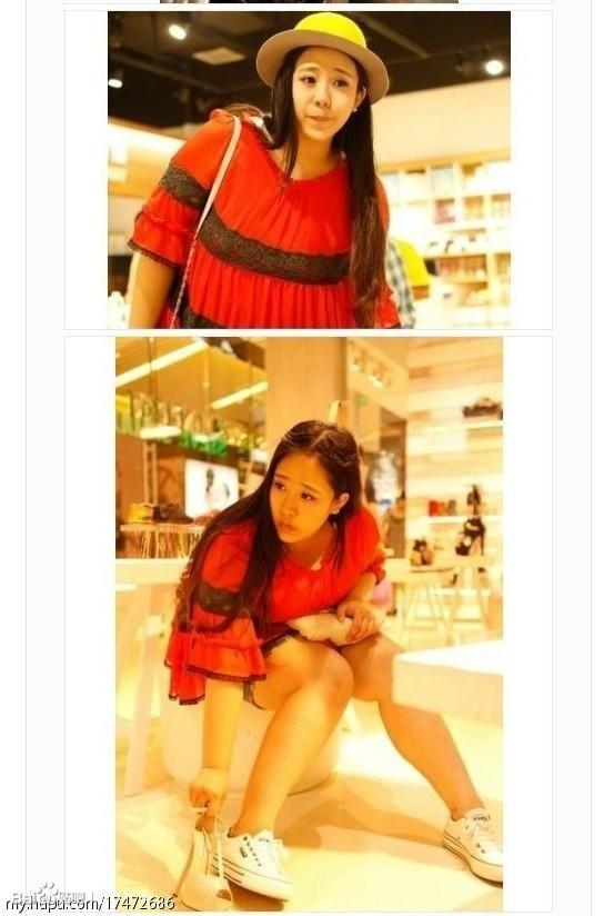 中国最美女胖子图片