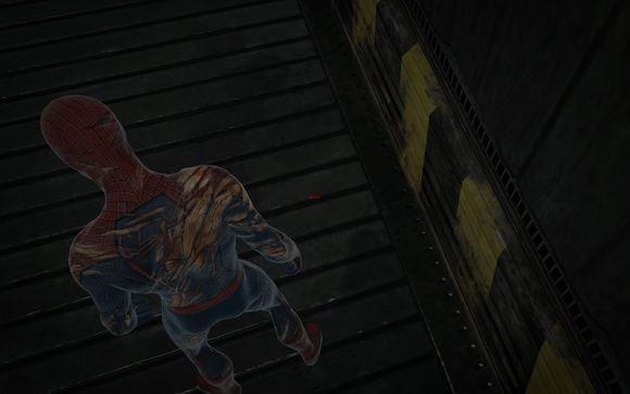 蜘蛛侠被虐5