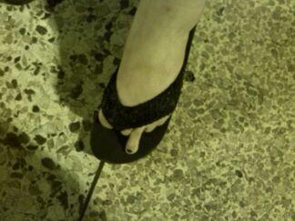 脚趾鄙视动态图