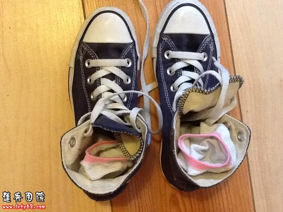 女孩原味鞋子