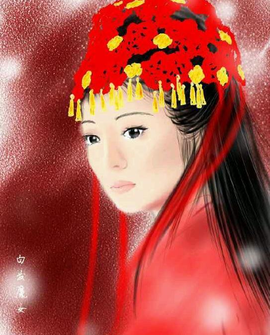 rbd446 红衣新娘