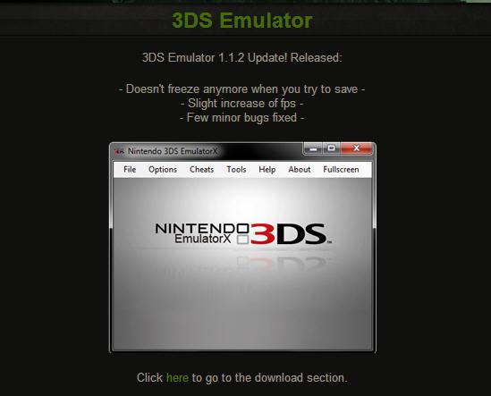 3ds模拟器口袋妖怪xy