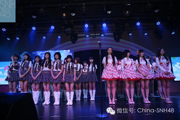 snh48s队成员照片