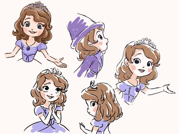 我要看小公主苏菲亚