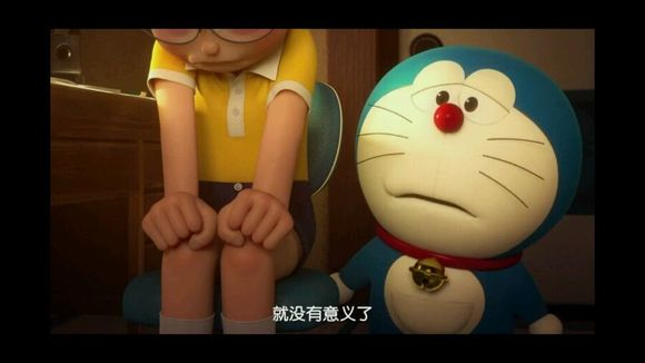 哆啦a梦伴我同行粤语版