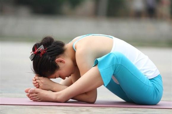 阴瑜伽是什么