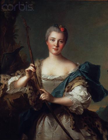 路易十四的曼特农夫人