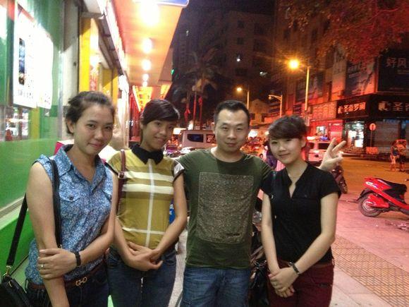 河口美女越南图片