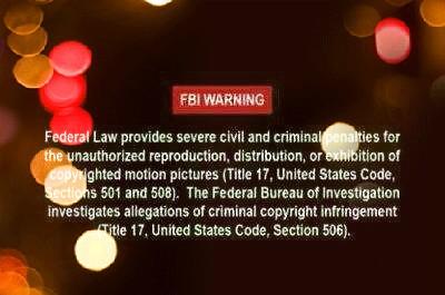 fbi warning图片超清