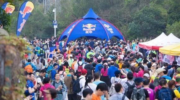深圳百公里徒步2017