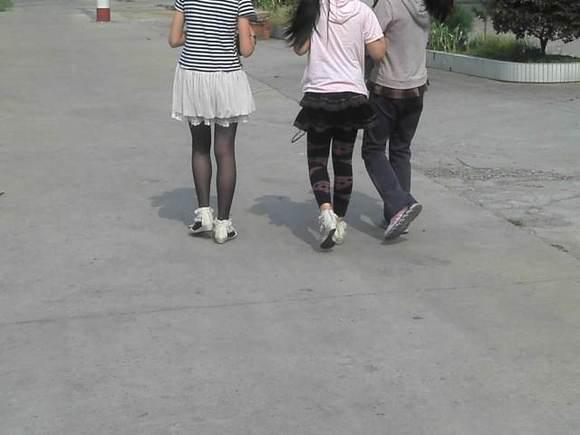 丝袜小学生自照