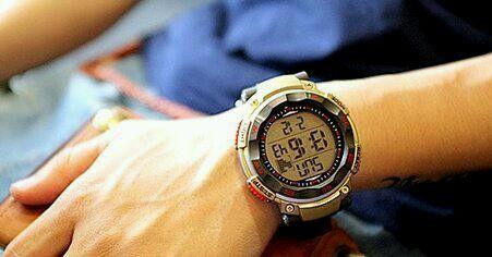 手表长时间让时间停止