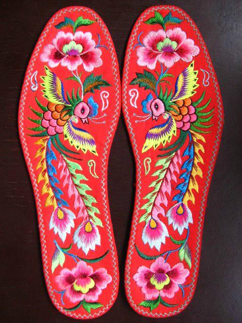 手工鞋垫图案花样精选