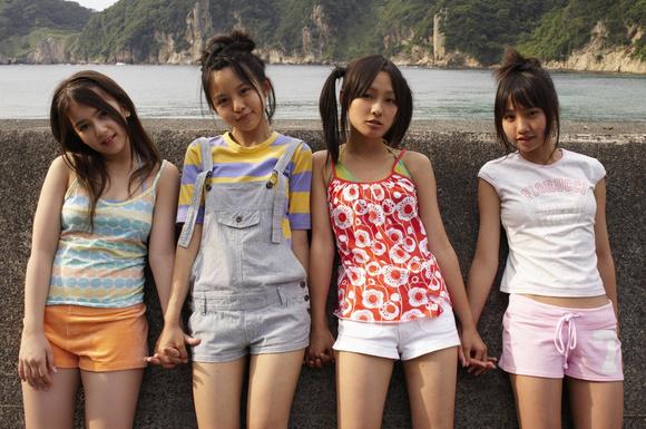 日本15岁女生的小木耳
