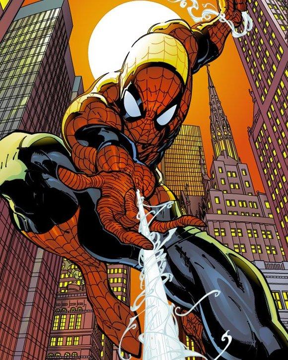 神奇蜘蛛侠漫画