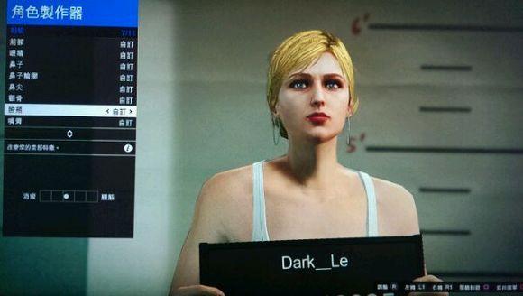 gta5捏脸数据美女