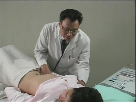 腹部的体格检查视频