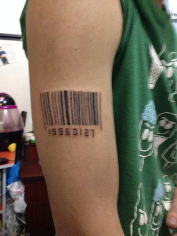 纹身纹在哪里最好看