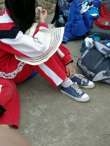韩版女学生鞋夏季松糕