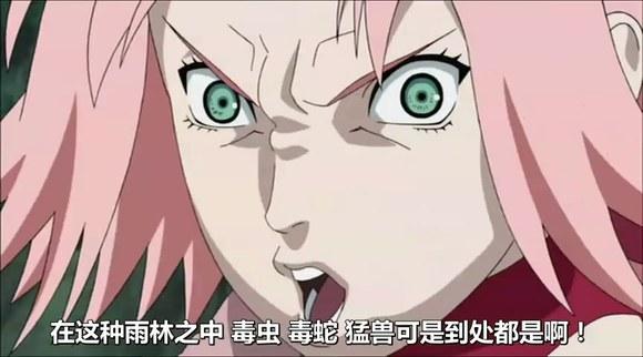 火影忍者卡樱h文