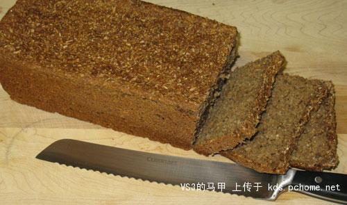 二战苏联250克黑面包