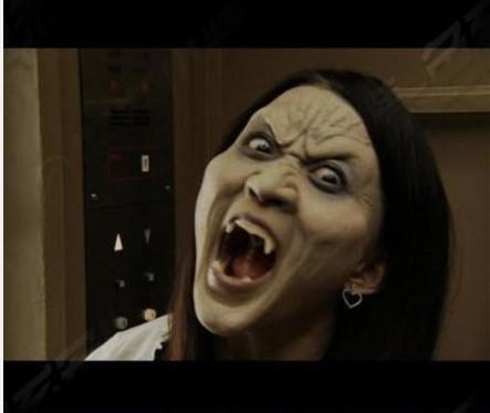 世上最吓人的恐怖短片