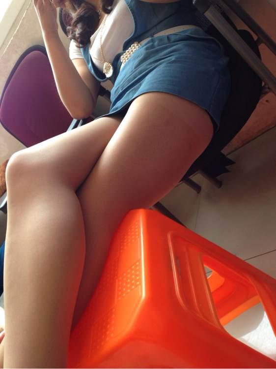 纹身图案女大腿图片