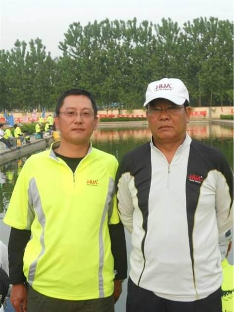化氏王超钓鱼视频