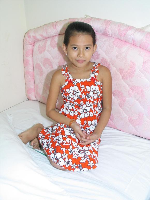 白胖子柬埔寨童妓