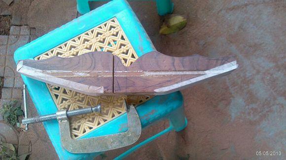 传统弓制作方法