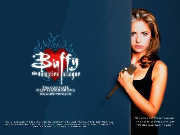 吸血鬼猎人巴菲h版图片