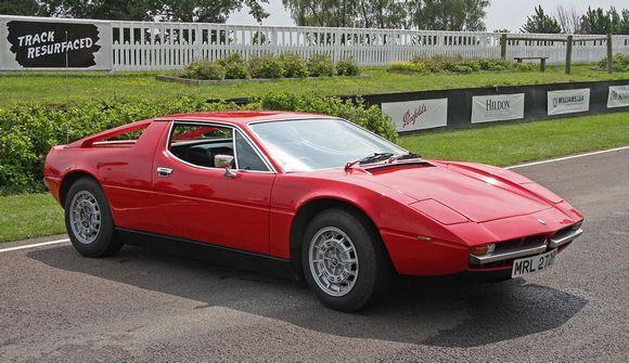 1972 1982款玛莎拉蒂merak