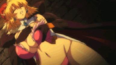 堕落的龙骑姬vol 01