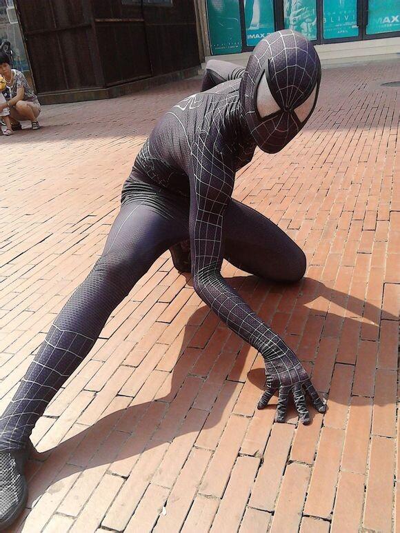 spider zentai的微博