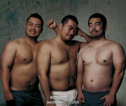 胖壮熊世界